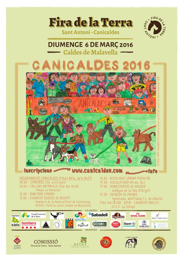 Cartell CANICALDES 2016_WEB